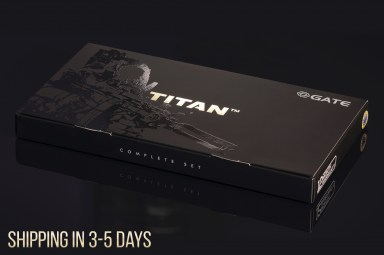 TITAN Complete Set Box - Shipping in 3-5 days