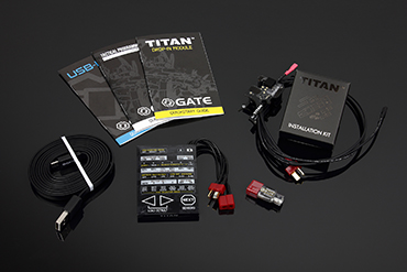 TITAN CS B contents
