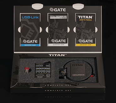 TITAN CS INSIDE