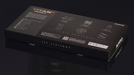 TITAN Complete Set Box - Bottom