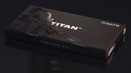 TITAN Complete Set Box