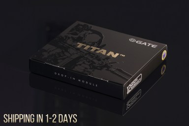 TITAN Complete Set Box - Shipping in 1-2 days
