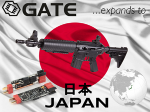 GATE expands to Japanese market