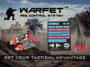 Get your Tactical Advantage with WARFET!