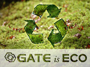 GATE IS ECO